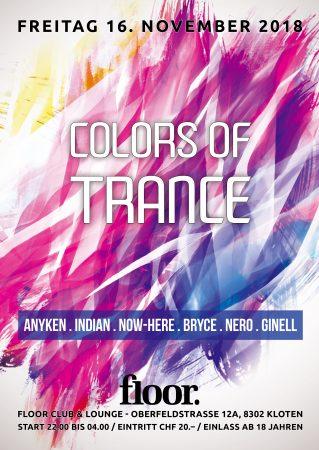 DJ Bryce - Colors Of Trance